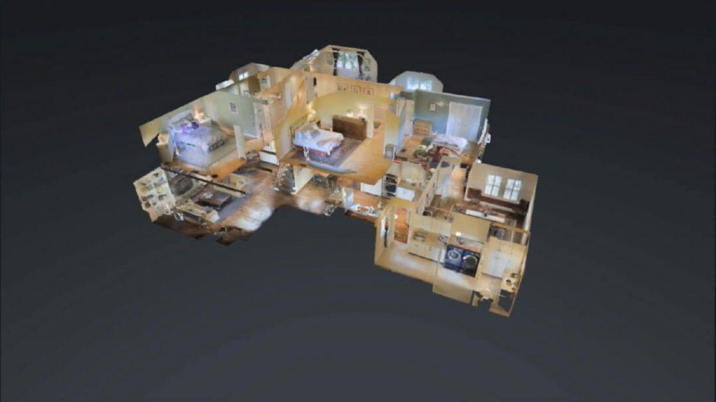 3d virtual tours dolls house view floorplan inside