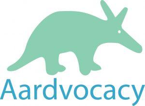 Aardvocacy Logo advocacy aardvark