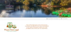Mount Park Legal Website