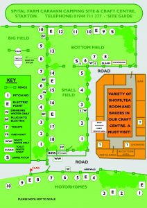 spital farm leisure sitemap graphic design scarborough website design