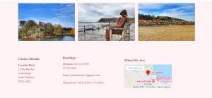 lysander hotel website