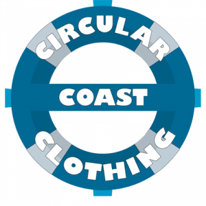 circular coast clothing fashion logo design scarborough
