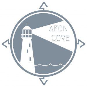 aeon cove logo design